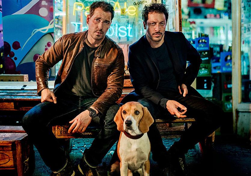 Dog's Of Berlin'in Prömiyeri Gerçekleşti