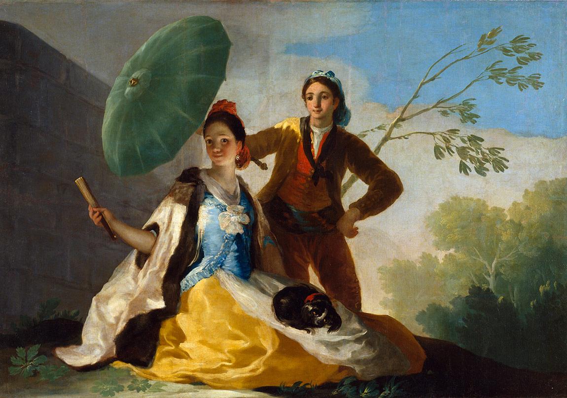 """""""İşte"""" Caravaggio, Goya ve Magritte"""
