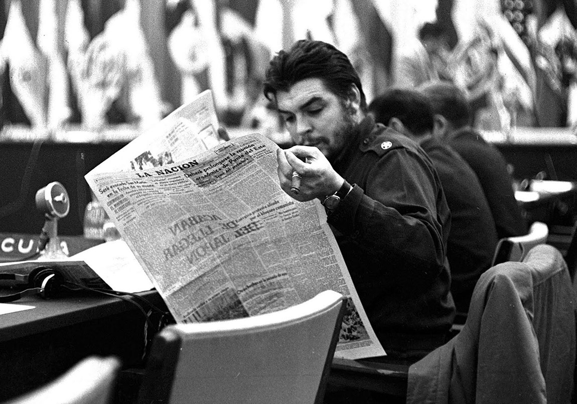 Anti Kahramanlar Serisi'nde Che Guevara