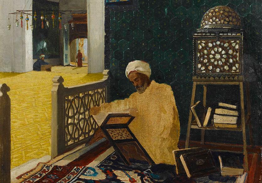 Osman Hamdi Bey'e Yeniden Bakmak
