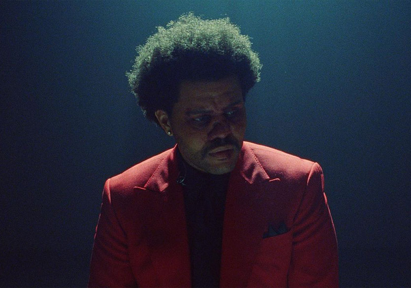 The Weeknd'den Video Performans Üçlemesi