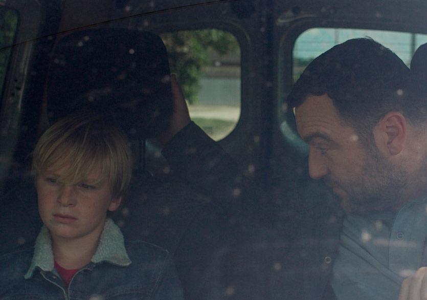 Xavier Legrand'ın Custody Filmi 23 Mart'ta Vizyonda!