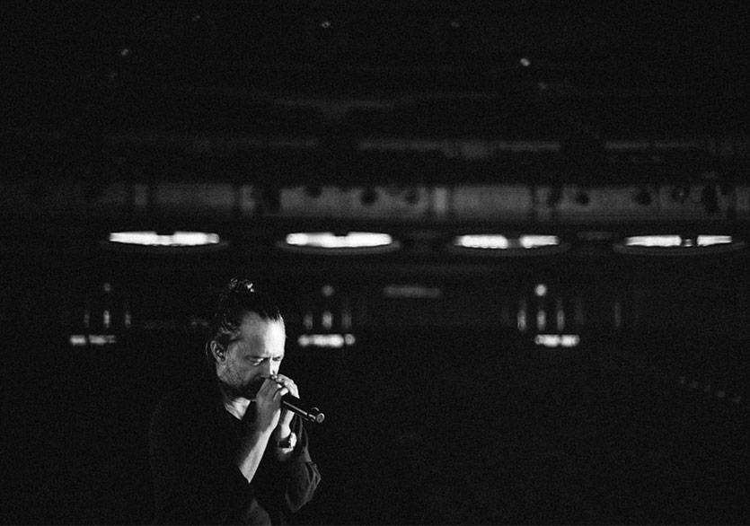 Thom Yorke, Tomorrow's Modern Boxes Turunun ABD Ayağını İptal Ettiğini Duyurdu