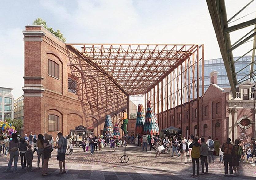 Londra'da Yeni Bir Müze