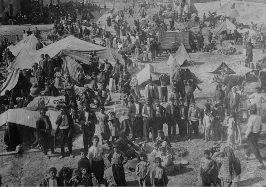 Ermeni Tehcirinin 100. Yılı Anısına