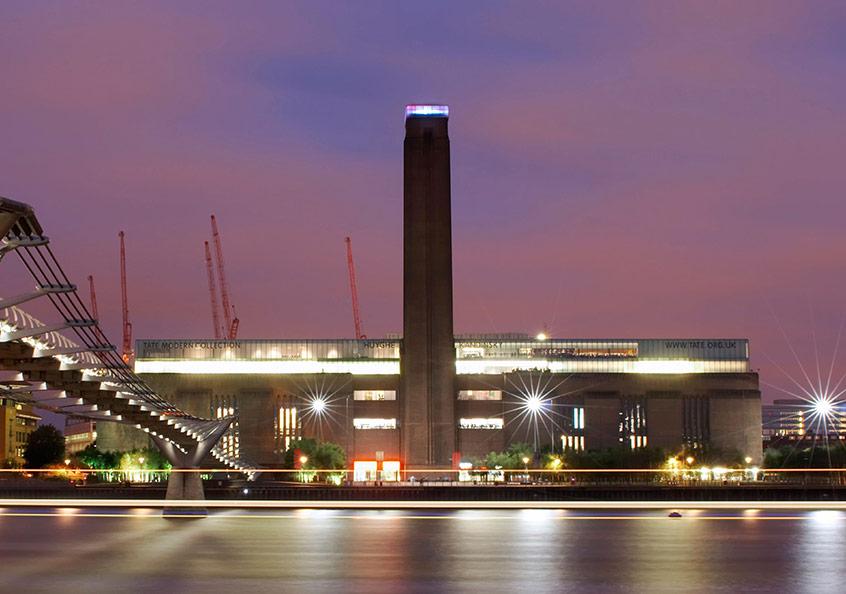 Tate Modern Büyüyor
