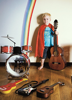 Borusan Contemporary Ocak Ayı Çocuk Atölyeleri