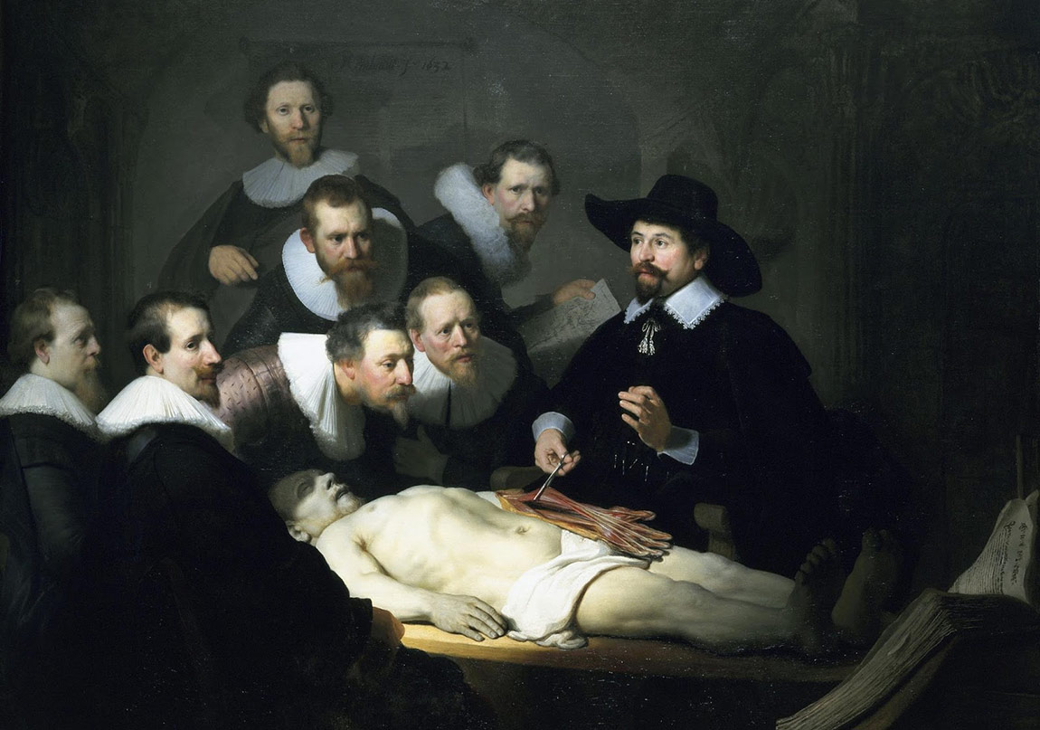 İşte Rembrandt ve İşte Kandinsky