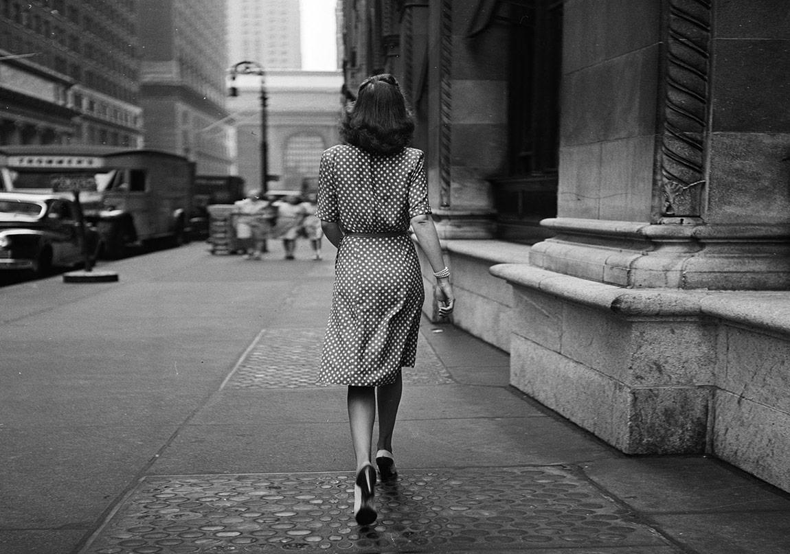 Şehirde Yürüyen Kadınlar: Flanöz