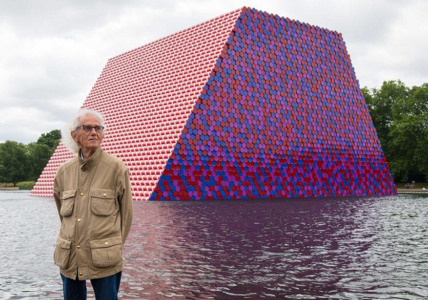 London Mastaba Heykeli Artırılmış Gerçeklikle Yeniden Keşfediliyor