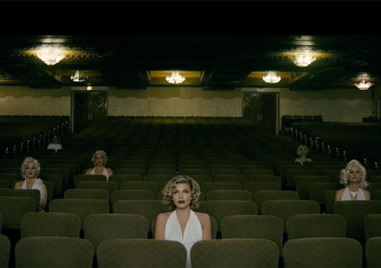 White Lung'den Marilyn Monroe'ya Gönderme