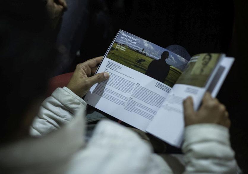 8. Bozcaada Uluslararası Ekolojik Belgesel Festivali Başlıyor