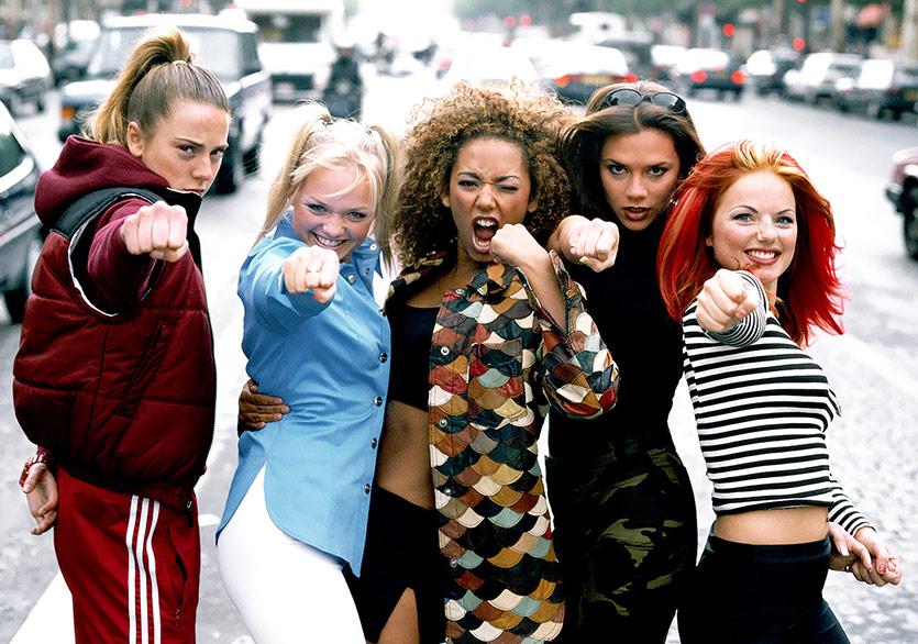 Spice Girls'den Yeni Animasyon Filmi