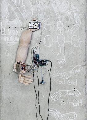 Bencil Bir Robotla Tanışın