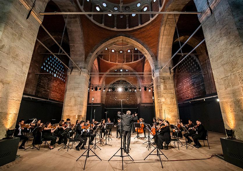 49. İstanbul Müzik Festivali Programı Belli Oldu