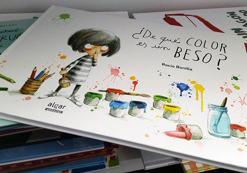 Öpücük Ne Renktir? Günışığı Kitaplığı etiketiyle yayımlandı