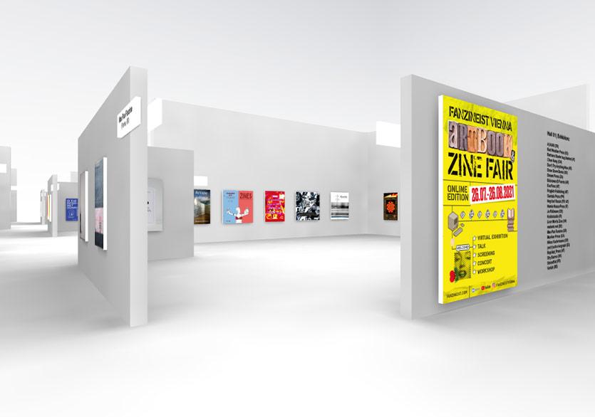 Fanzineist Vienna Art Book & Zine Fair Başladı