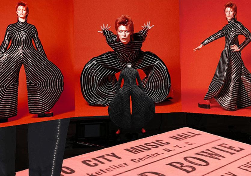 David Bowie Is… Sanal Gerçeklik Uygulaması Piyasaya Sürüldü