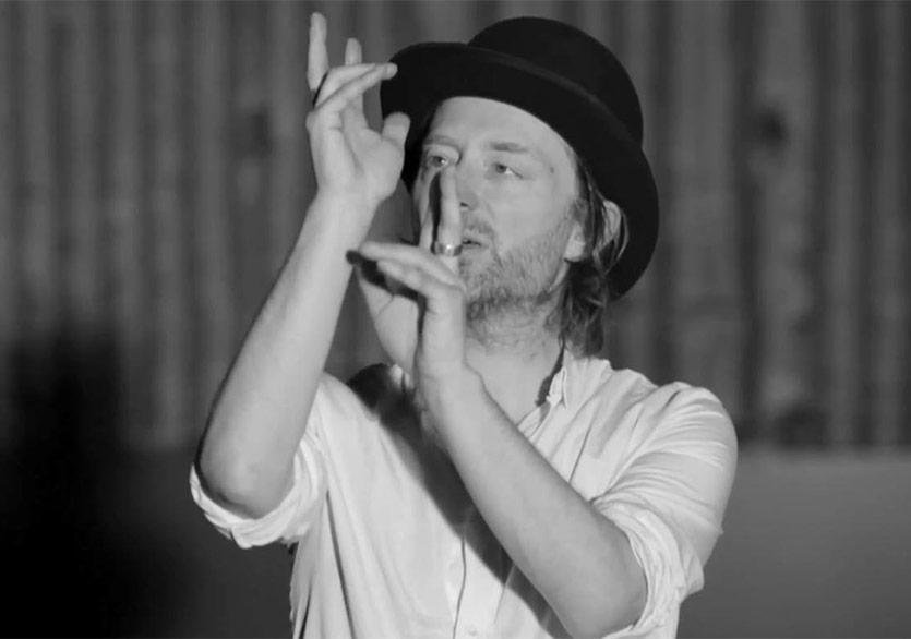 Thom Yorke'un İkonik