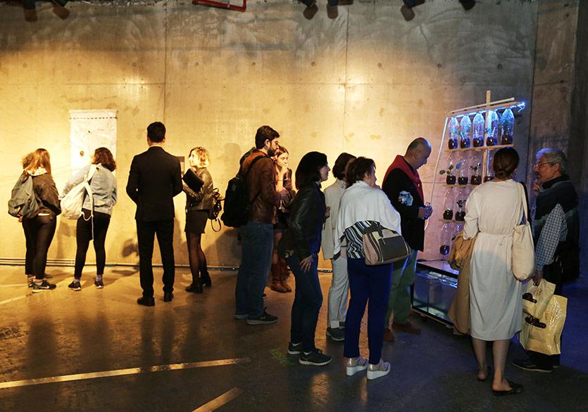 bang. Prix 2019 Sergisi Studio-X Istanbul'da