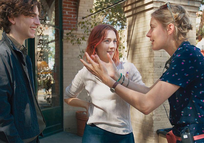 Lady Bird'ün Yönetmeni Gerwig Yeni Filminin Oyuncularını Duyurdu
