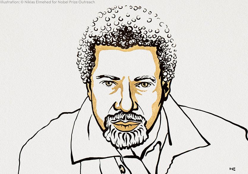 2021 Nobel Edebiyat Ödülü Abdulrazak Gurnah'a Verildi