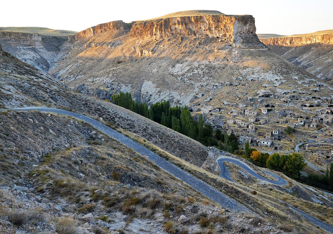 Kapadokya'nın Sıra Dışı Coğrafyası Maslak'ta
