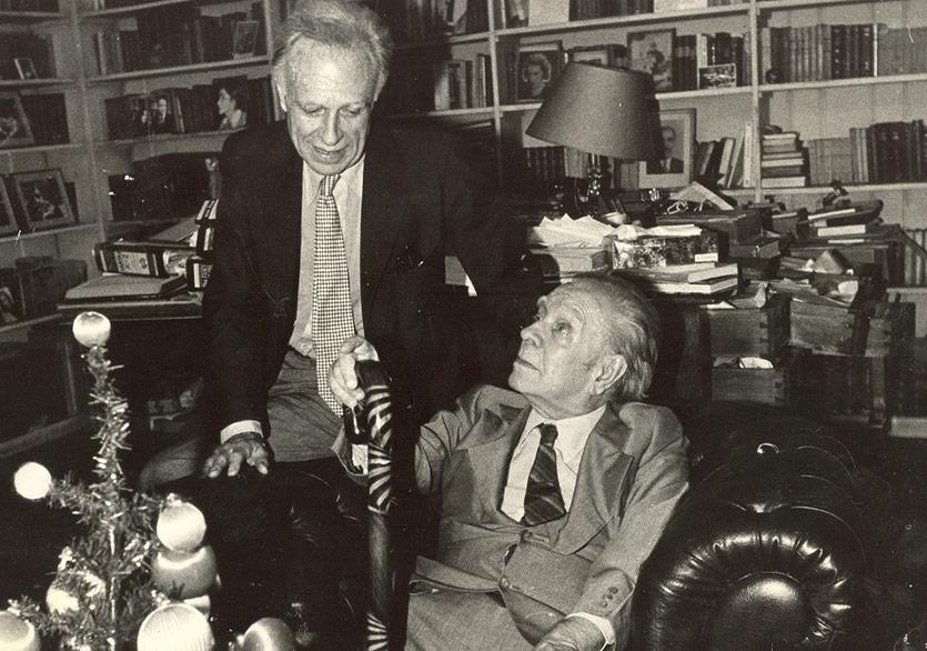Borges ve Casares'in Ortak Hayal Ürünü: Honorio Bustos Domecq