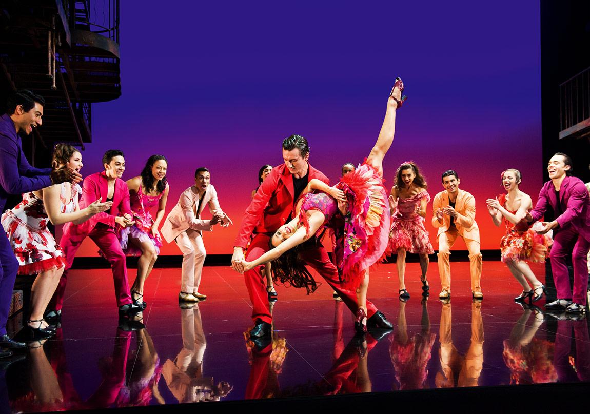 West Side Story Müzikali Sahnede!