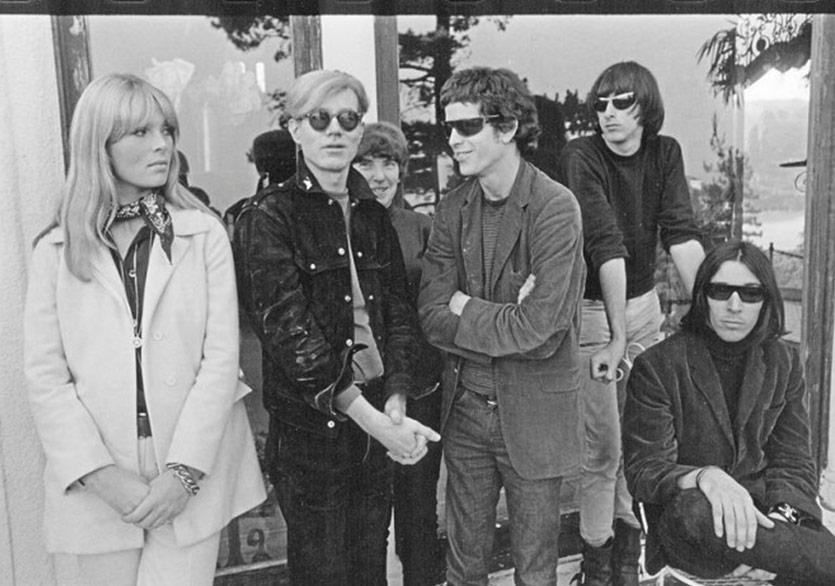 New York'ta Bir Velvet Underground Sergisi