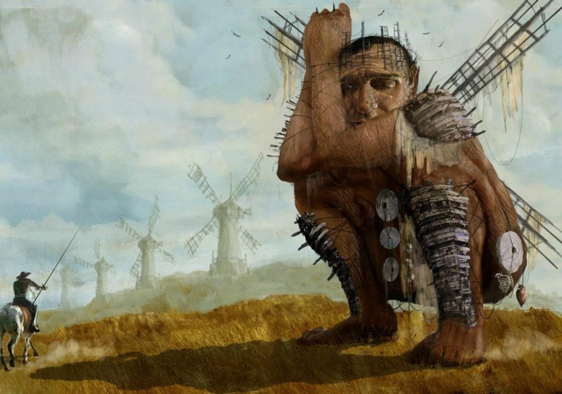 Terry Gilliam Don Kişot İle Dönüyor!