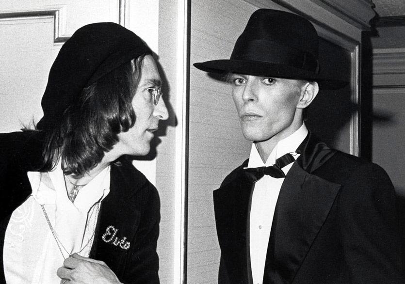 David Bowie'den Yayımlanmamış John Lennon, Bob Dylan Cover'ları