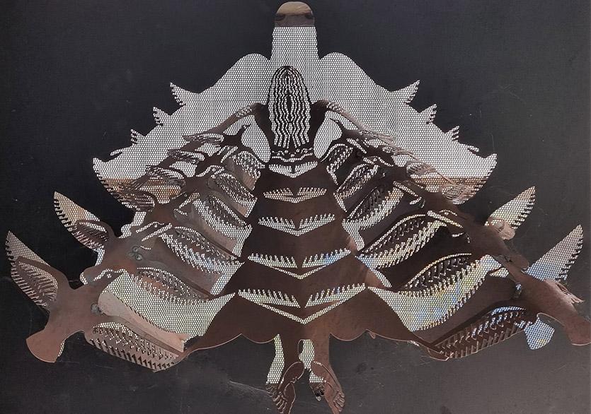"""Mehmet Aksoy'un """"Gölgelerin Dansı"""" Sergisi Gallery 11.17'de"""