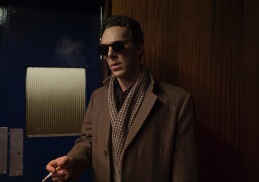 Benedict Cumberbatch'in Playboylu Dizisinden İlk Fotoğraf!