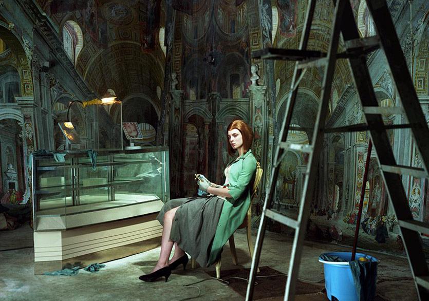 Rönesans'ın Güncel Yorumu: Cennet Gibi Bir Garaj