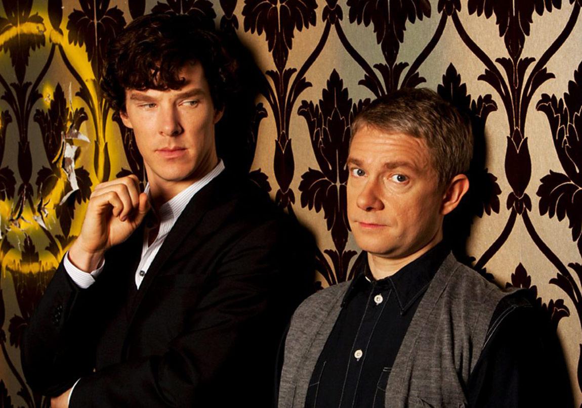 Sherlock'un Yeni Sezon Tarihi Açıklandı