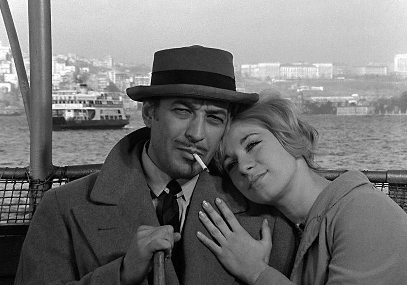 Aah Güzel İstanbul Filmi Restore Edildi