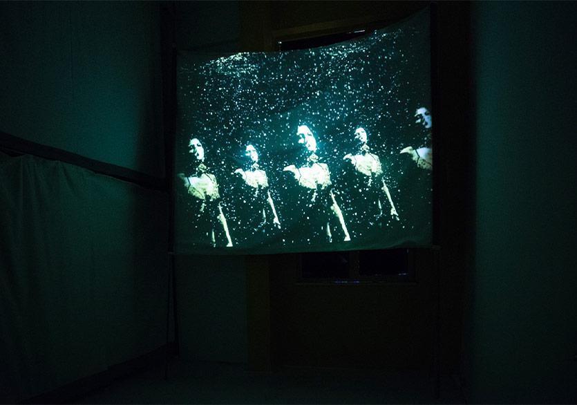 "NOKS Art Space'den Sergi ""Geçiş / Transition"""