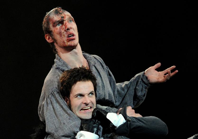 Danny Boyle'un Frankenstein'ı Çevrim İçi Yayımlanacak
