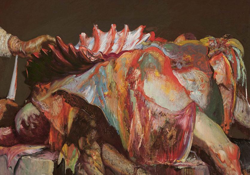 Ölümü Güzelleyen Ressam Tekrar Sanat Dünyasının Merkezinde