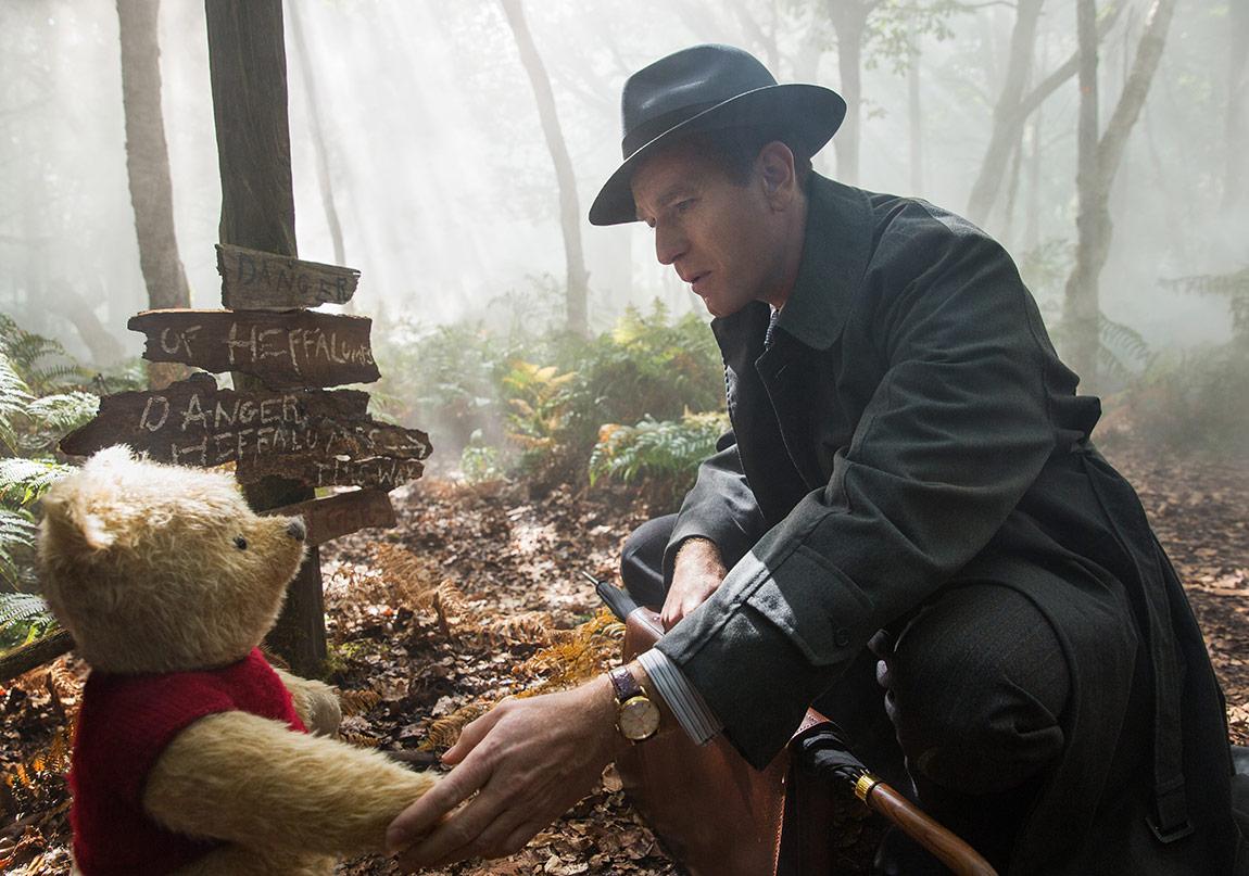 Christopher Robin ve Winnie The Pooh'nun Hikâyesi Beyazperdede