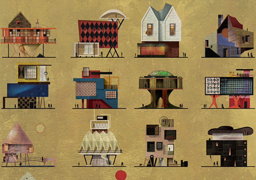 Tarihi Sanatçıların Çağdaş Evleri