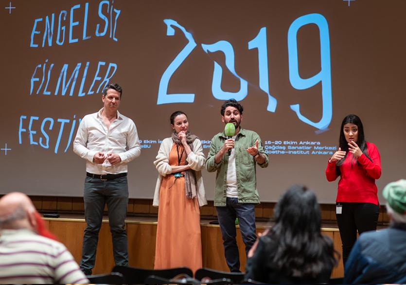 8. Engelsiz Filmler Festivali Bu Yıl Çevrim İçi