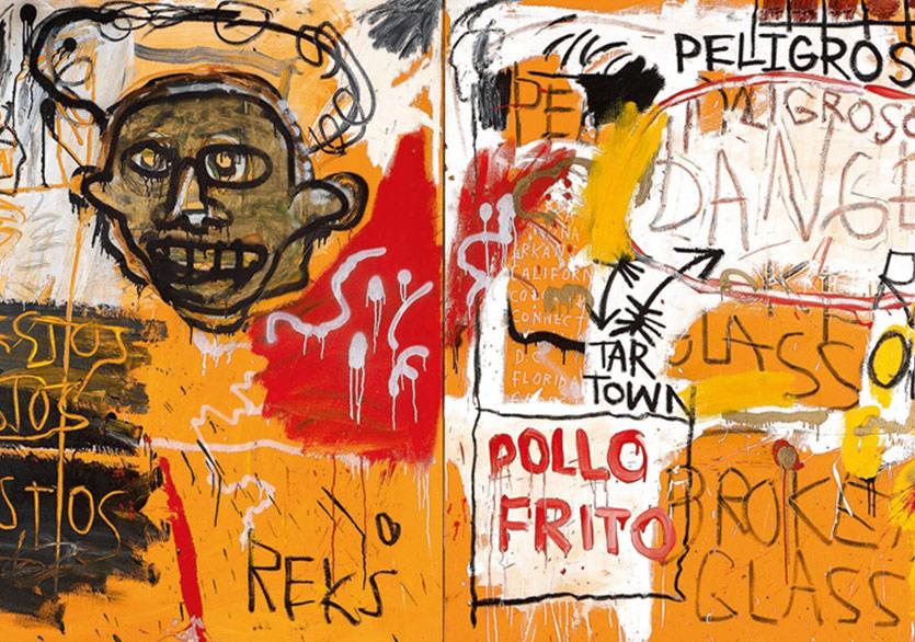 Jean-Michel Basquiat'nın Eserleri Sotheby's'de!
