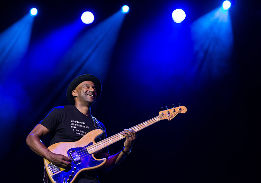 Marcus Miller Konseri Bu Akşam!