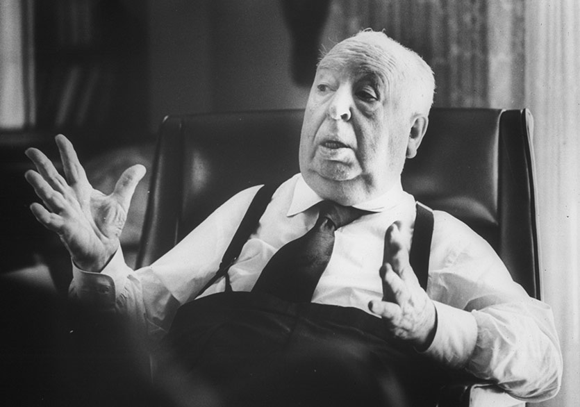 Alfred Hitchcock İstanbul Film Festivali'nde!