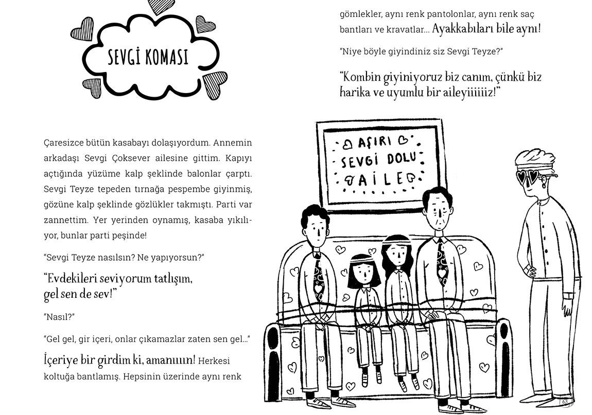 "Şermin Yaşar'dan ""Abartma Tozu"""