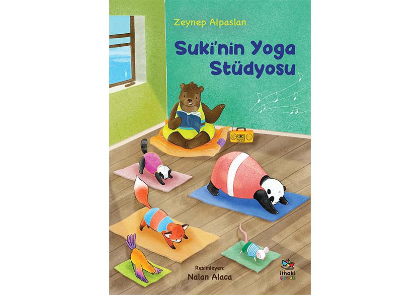 """Zeynep Alpaslan'dan """"Suki'nin Yoga Stüdyosu"""""""