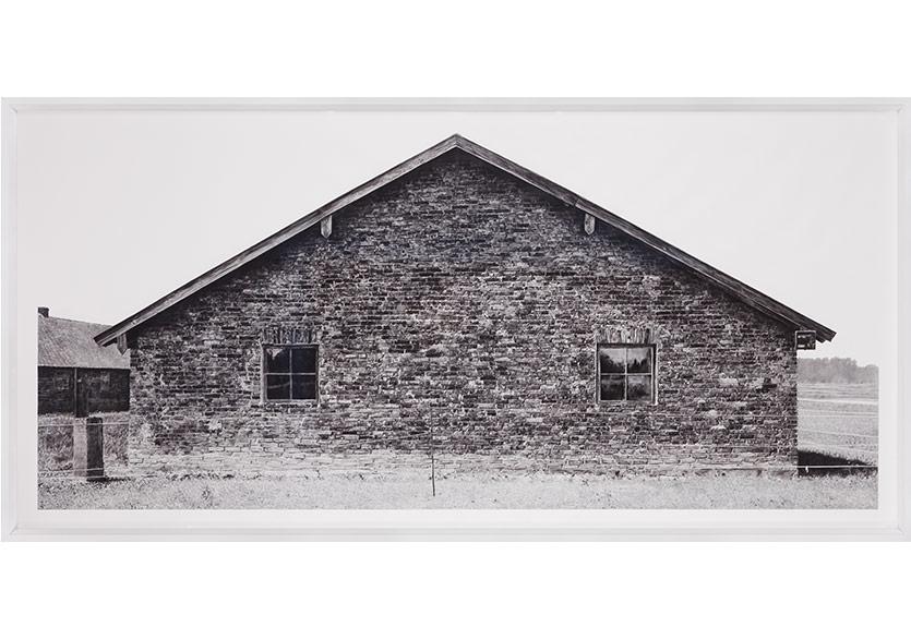 Tunca, 'Domus I', 2016, Asitsiz kağıt üzeri füzen, 100x200 cm