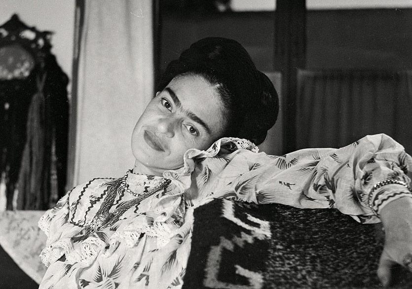Frida Kahlo'nun Bilinen Tek Ses Kaydı Bulunmuş Olabilir